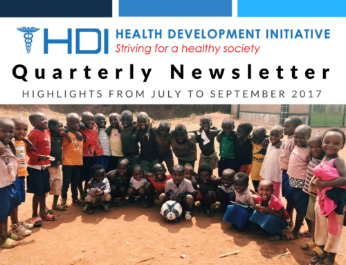 HDI Newsletter July-September 2017